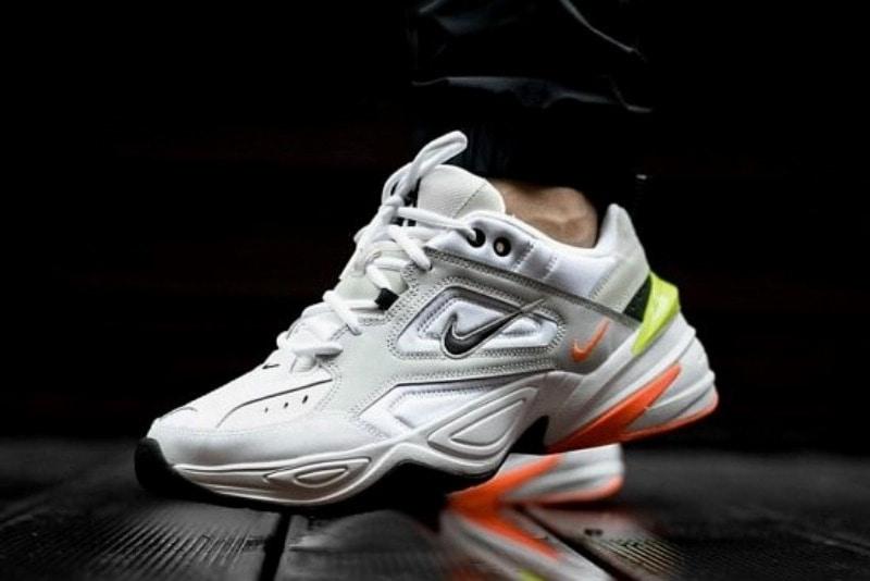 2087486806ac 해외  나이키 M2K 테크노 Nike M2K Tekno Pure Platinum Black Sail ...