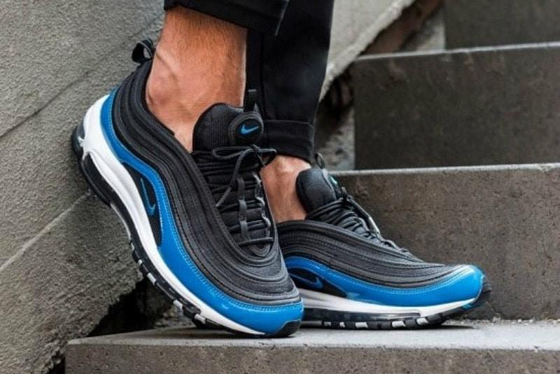 해외  나이키 에어맥스97 Nike Air Max 97 Blue Nebula 921826-011 ... 7e41a5324