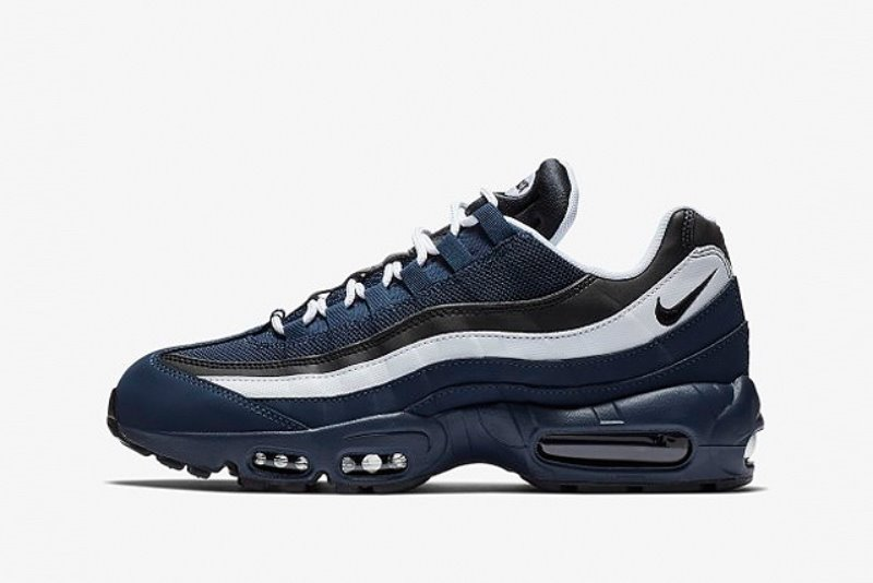 Nike Air Max 95 Essential 'White Midnight Navy'