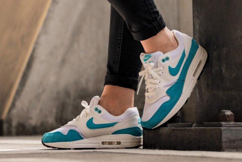 ??]??? ??? ????1 Nike W Air Max 1 White Light