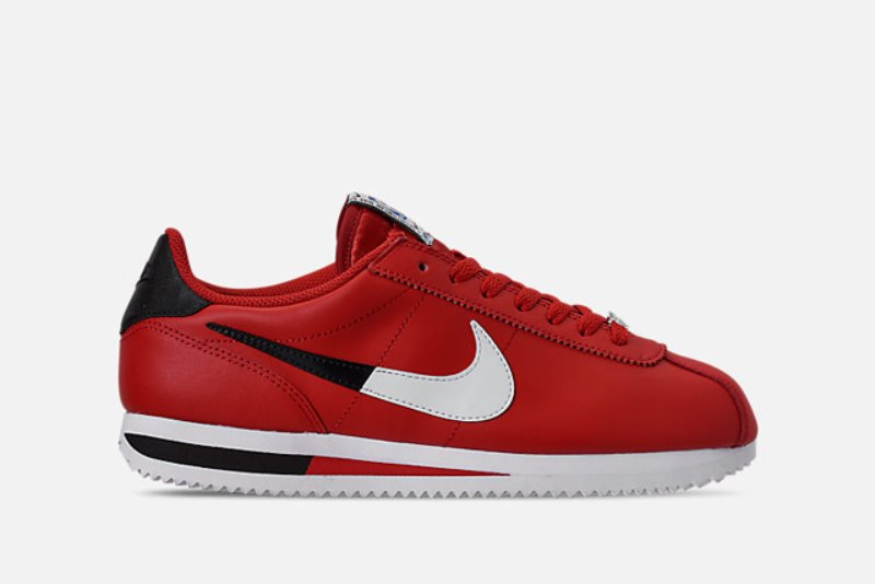 [해외]나이키 코르테즈 베이직 SE Nike Cortez Basic SE University Red White Black CI1047-600