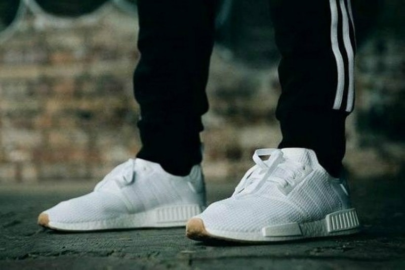 [해외]아디다스 엔엠디 R1​​ Adidas NMD R1​​ Cloud White Crystal White D96635