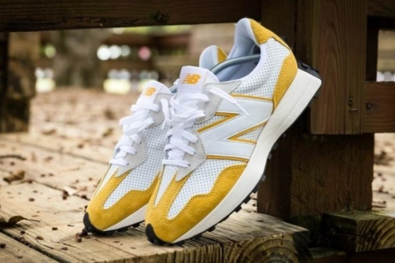 [해외]뉴발란스327 아스펜 New Balance 327 White Aspen MS327PG
