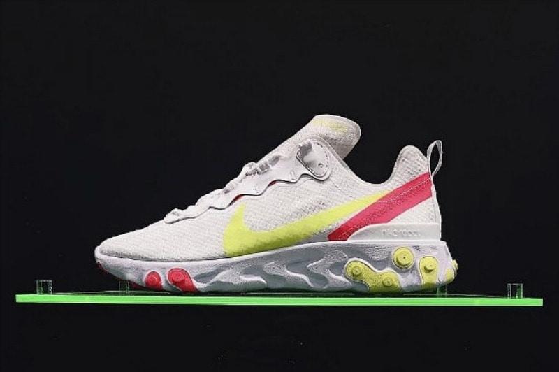 bdbe5dc52035e  해외  나이키 리액트 엘리먼트 55 Nike React Element 55 .  해외  나이키 리액트 엘리먼트 55 Nike  React Element 55 White Hyper Crimson Volt Flash ...