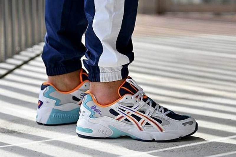 [해외]​아식스 젤카야노5 OG Asics Gel Kayano 5 OG​ Midnight White 1021A163-400