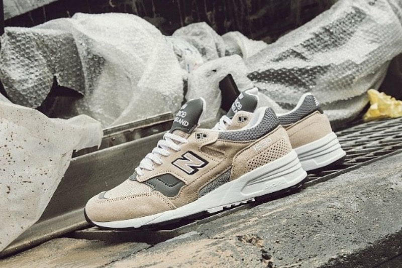 [해외]뉴발란스1530 New Balance 1530​ Tan Grey White M1530FDS