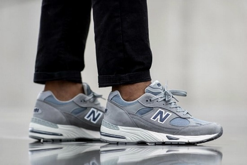 [해외]뉴발란스991 New Balance 991​ Grey Navy M991NGN