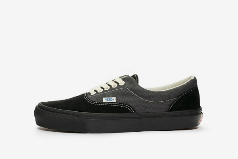 [해외]반스볼트 OG 에라 LX Vans Vault OG Era LX Black Forged Iron VN0A4BVATJ1