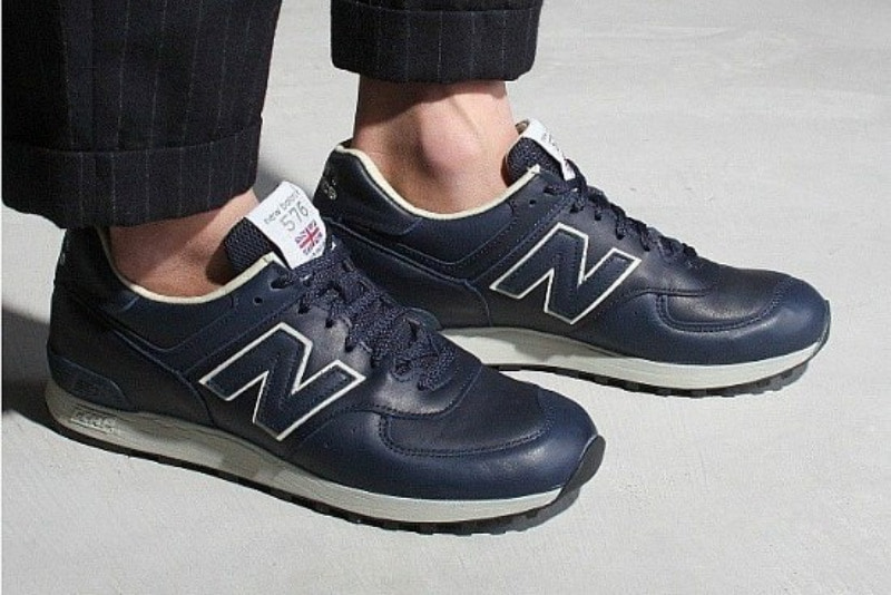 [해외]뉴발란스576​ New Balance 576 Navy M576CNN