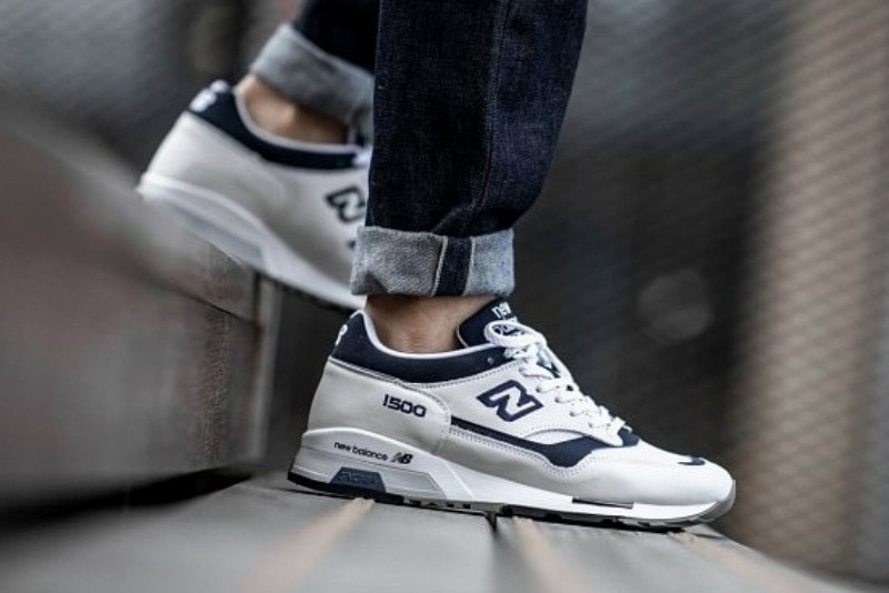 [해외]뉴발란스1500 New Balance 1500​​ White Navy M1500WWN