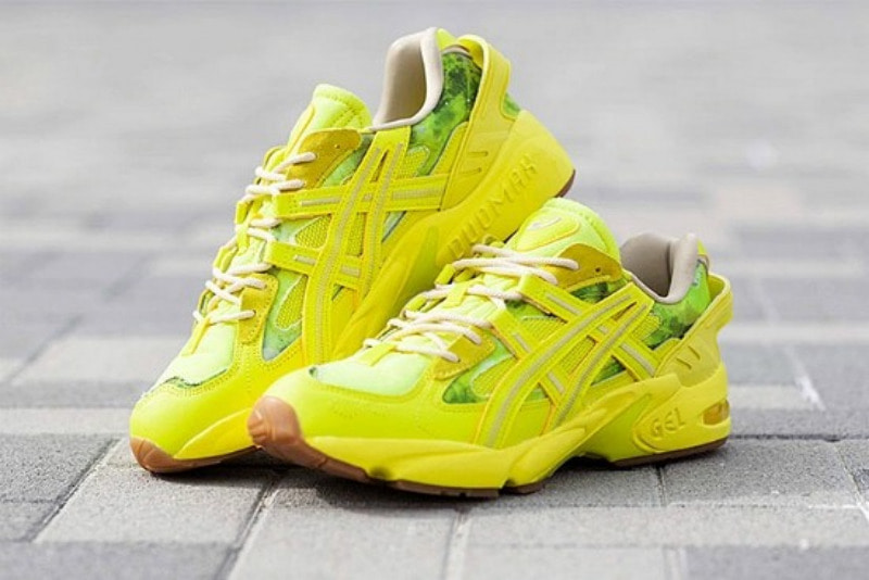 [해외]​아식스 젤카야노5 RE Asics Gel Kayano 5 RE Sour Yuzu 1021A411-750