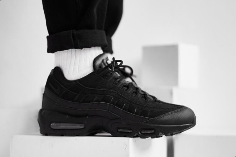 [해외]​나이키 에어맥스95 에센셜 Nike Air Max 95 Essential Black Anthracite AT9865-001