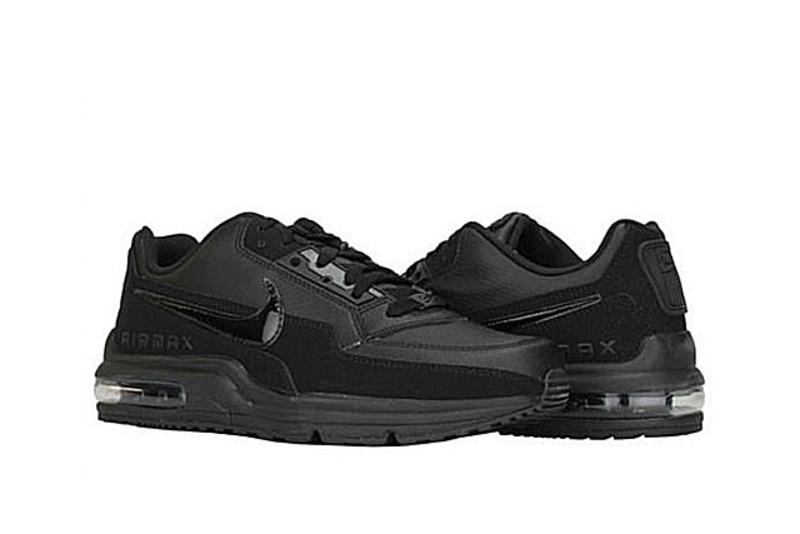 low priced 259d2 9db49  해외 나이키 에어맥스LTD3 Nike Air Max LTD 3 Triple Black 687977-